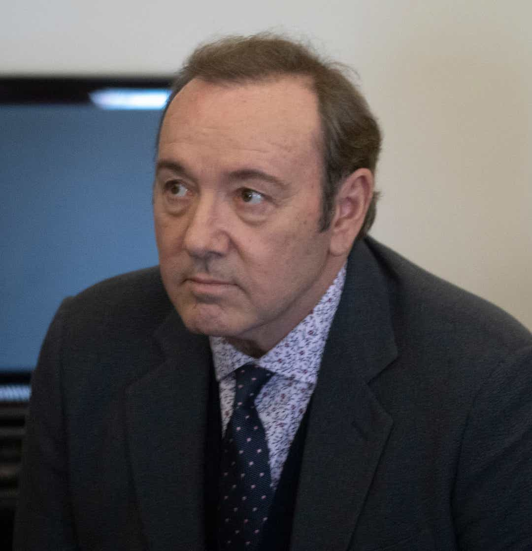 Kevin Spacey draws fire for saying he 'can relate to what it feels like' to lose a job during pandemic 1