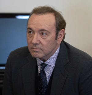 Another hearing for Kevin Spacey's case is set for Monday. A judge is ordering surveillance footage from a night in 2016 when prosecutors say Spacey groped a young man.