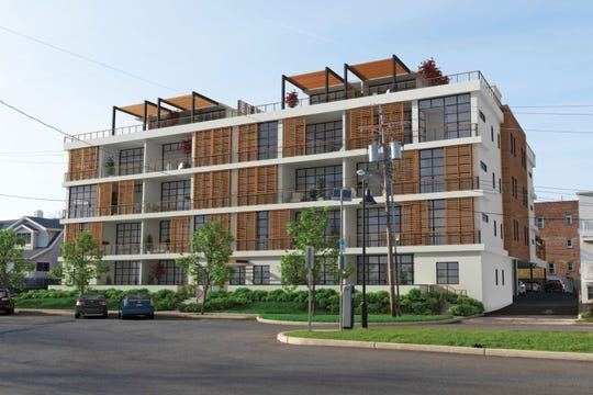 New condos proposed for First Avenue in Asbury Park