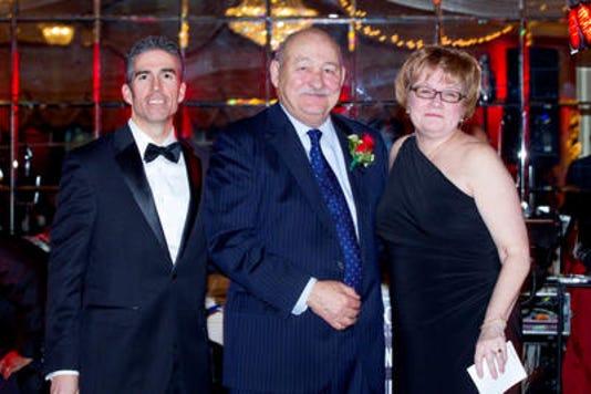 George Scharpf, CEO of Amboy Bank, has died