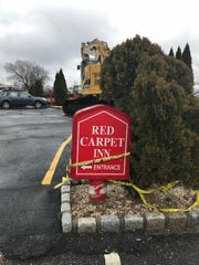 Red Carpet Inn in downtown Toms River has been closed since October