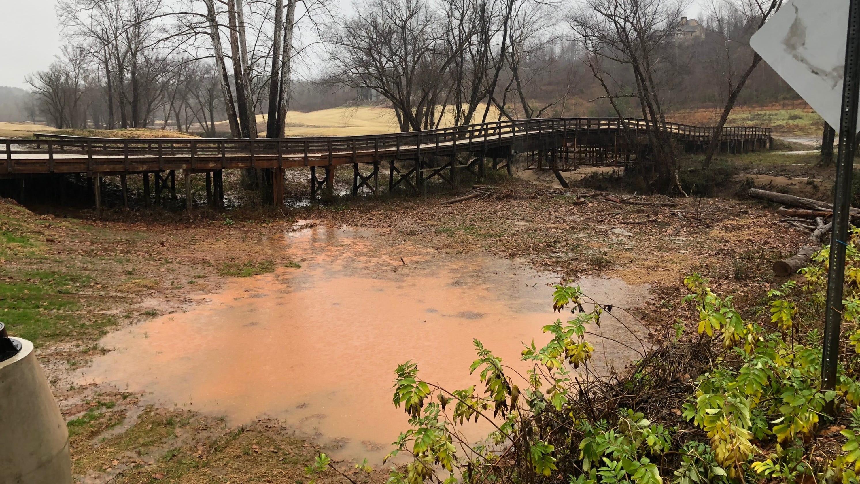 Tryon Equestrian Center Faces Civil Penalties For Stream