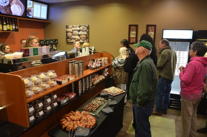 On Tuesday, Jan. 8, 2019, FireKeepers Casino Hotel had a grand opening for Gapi Coffee & Sweets.