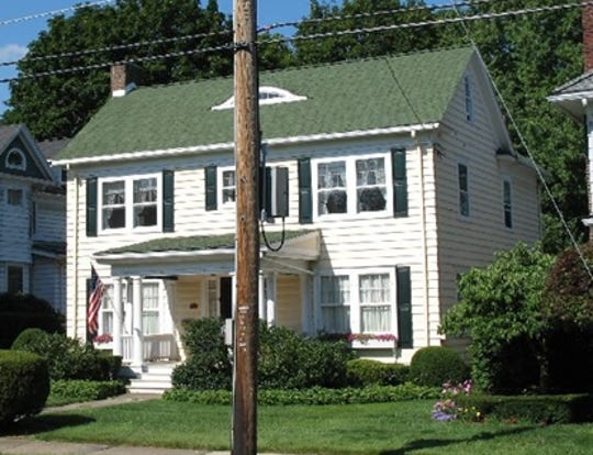 41 Beethoven St., Binghamton, was sold for $187,500 on Oct. 31.
