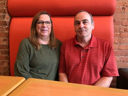 Endwell couple Gerilyn Cummings and Kim Cummings are the new owners of Chroma Cafe & Bakery in Downtown Binghamton.