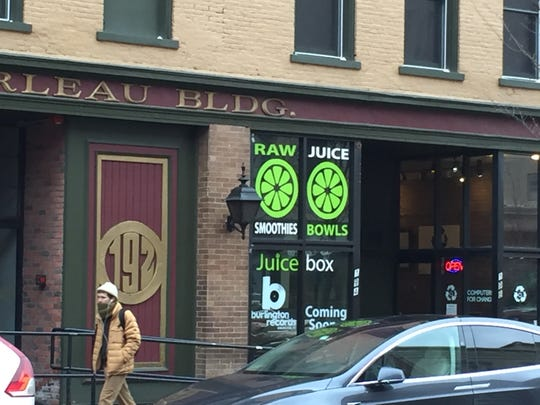 Burlington Records is moving to the space at 194 College St. most recently occupied by Juicebox.