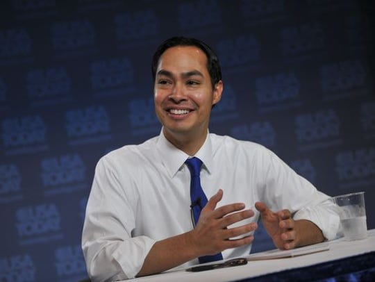 Julian Castro is expected to join what will likely be a crowded field for the 2020 Democratic presidential nomination.