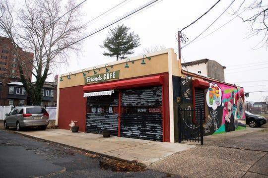 Friends Cafe in Camden, N.J.