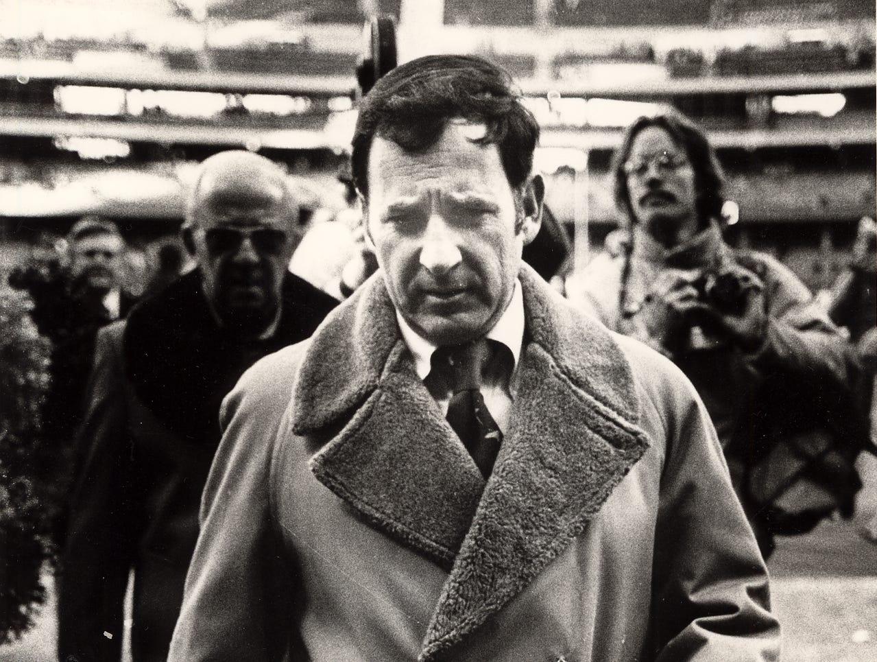 Homer Rice in 1978