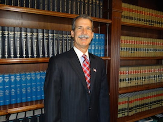Bellevue City Attorney David Fessler.