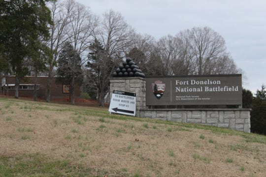 Fort Donelson National Battlefield remains accessible to guests during the government shutdown, but is not staffed or able to provide any emergency or support services.