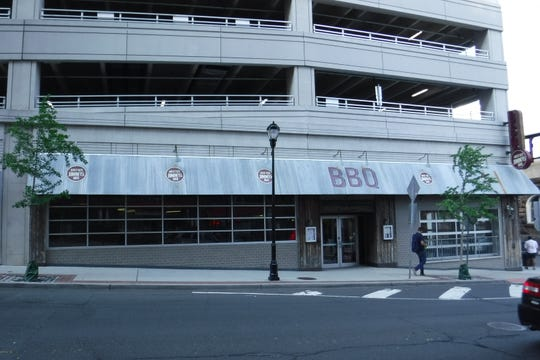 The New Brunswick Parking Authority (NBPA) late last year (Oct. 24) approved a lease to rent Redd's Biergarten, the 7,372-square-foot space on the corner of Easton Avenue and Wall Street.