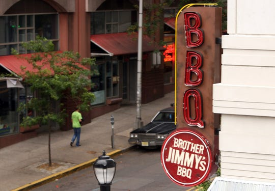 Brother Jimmy's BBQ recently closed in New Brunswick.
