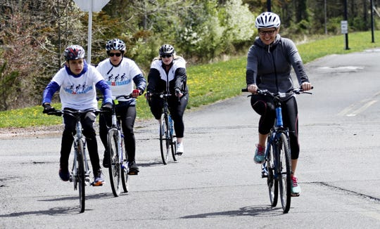 The Franklin Food Bank's annual Tour de Franklin Charity Bike Ride will be held on Sunday, April 28, in the Somerset section of Franklin Township.