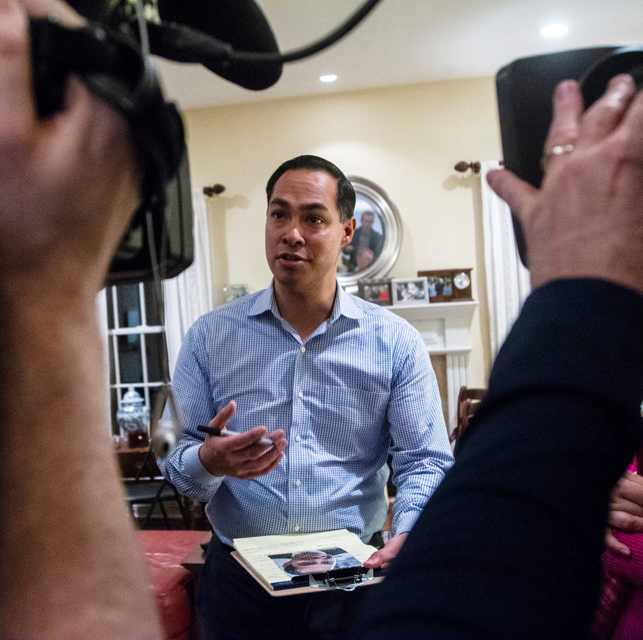 Former Obama housing chief Julian Castro announces 2020 campaign