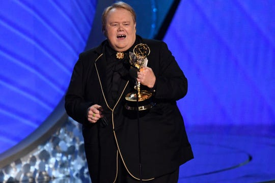 "In 2016, Louie Anderson won the Emmy for best supporting actor in a comedy series for ""Baskets."""