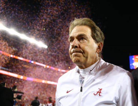 2. Alabama | Final 2018 record: 14-1 | Final 2018 regular season ranking: 1