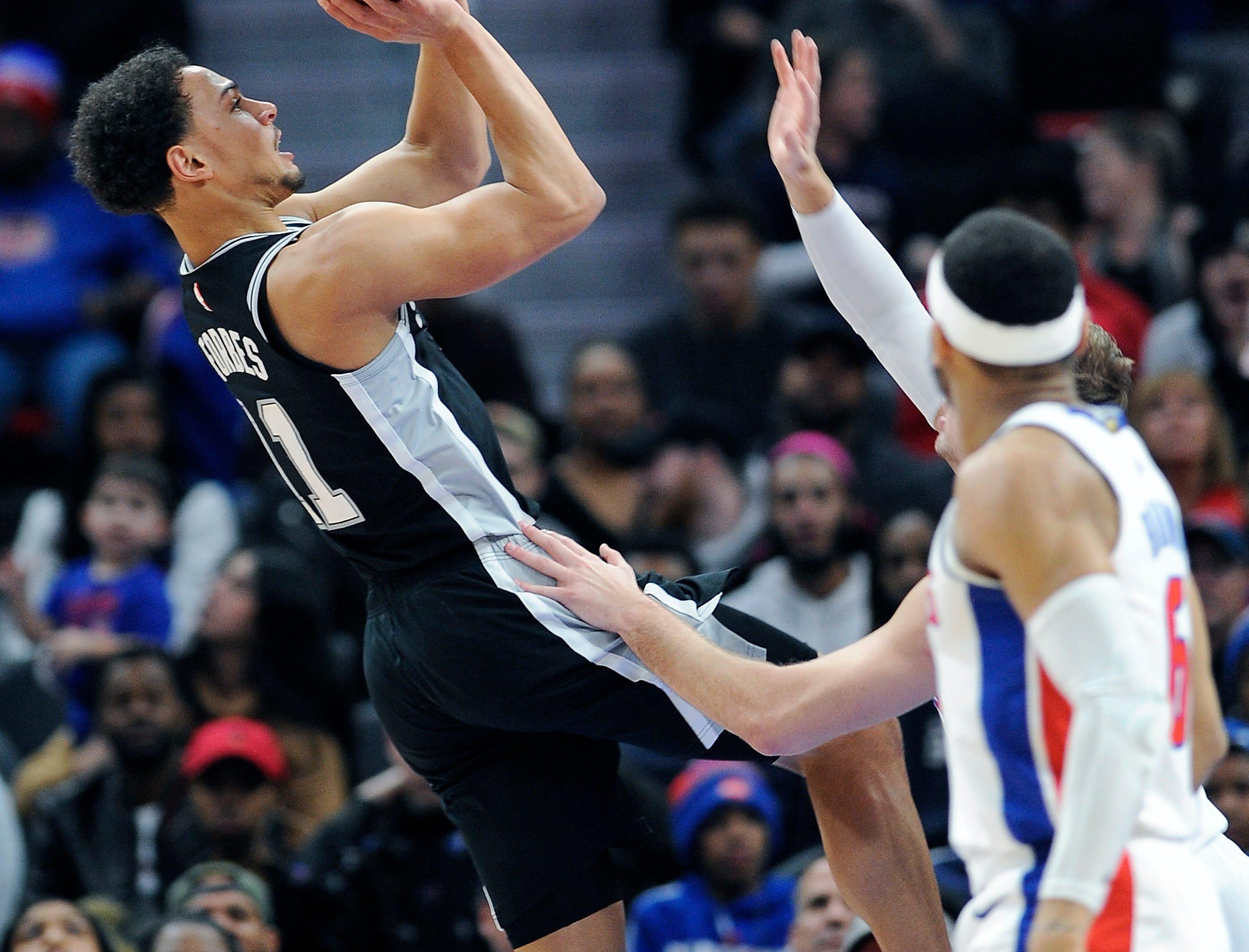 Niyo: Hard work earns ex-Spartan Bryn Forbes a solid NBA career
