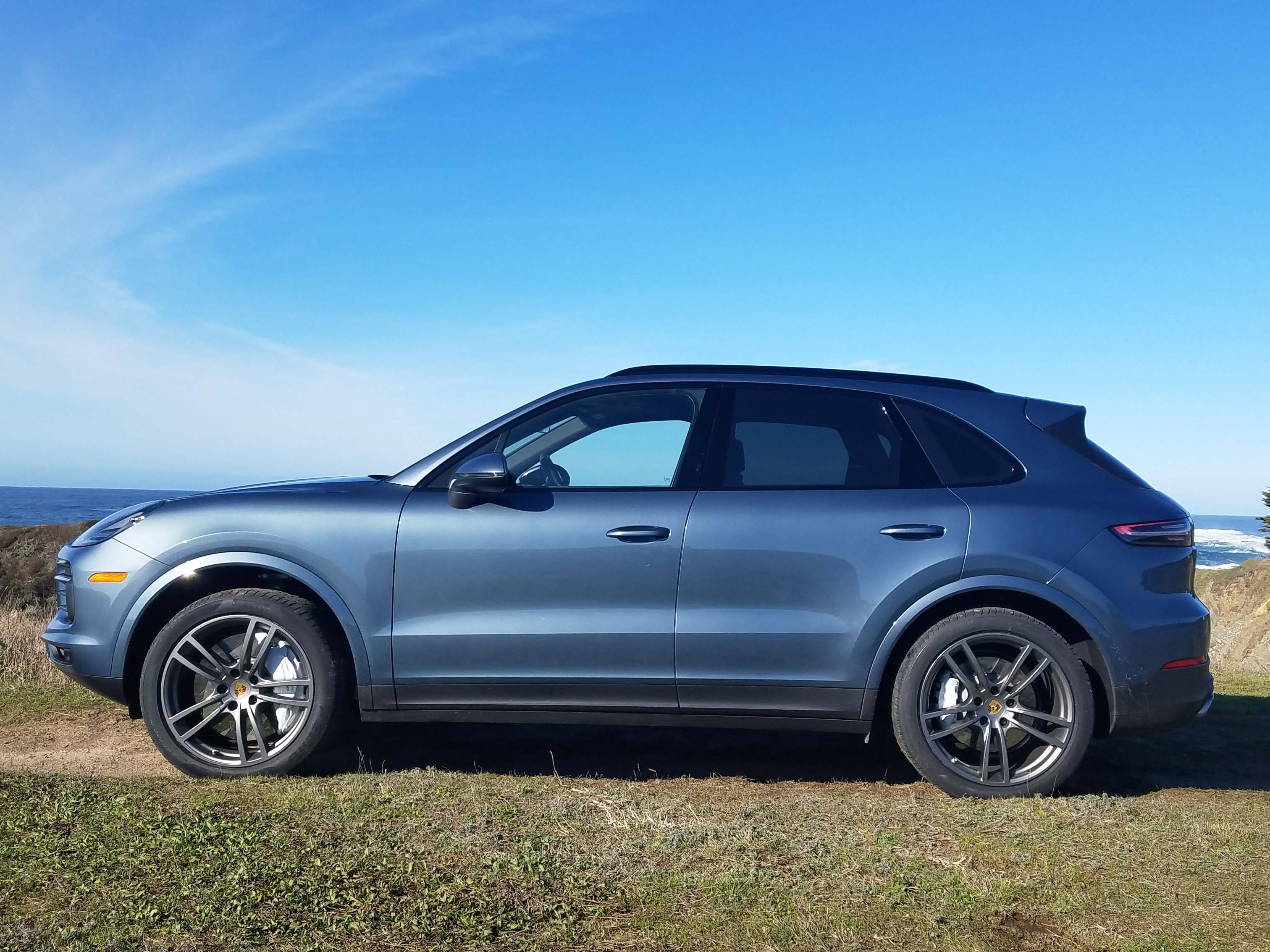 That's a Porsche? Granted, the five-box format makes every SUV look similar — but under the skin the 2019 Cayenne is a very athletic beast.