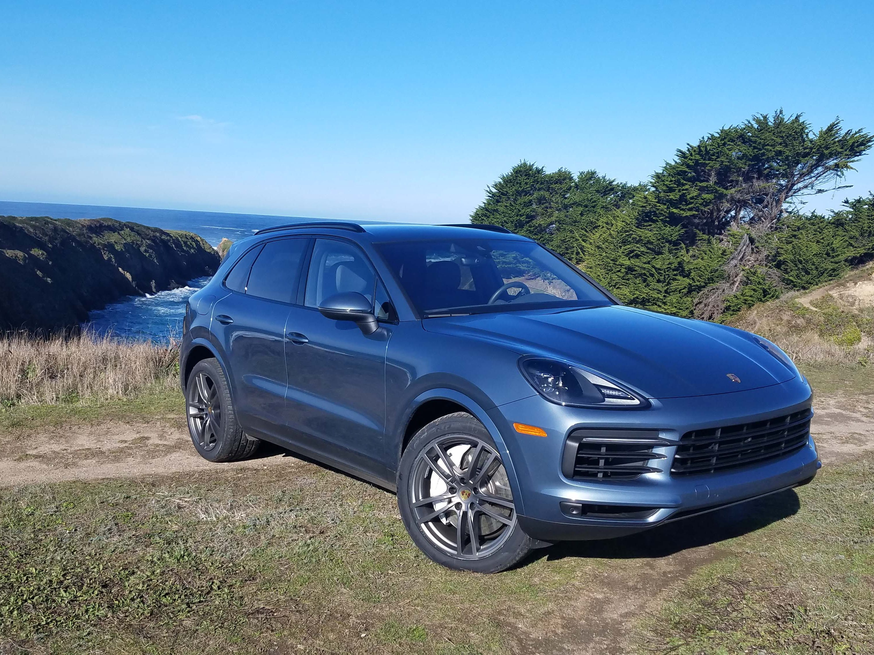 All new for its third generation, the $66K 2019 Porsche Cayenne sheds 120 pounds, gains 35 horsepower, and sprints 0-60 mph 1.6 seconds quicker than the Gen 2.