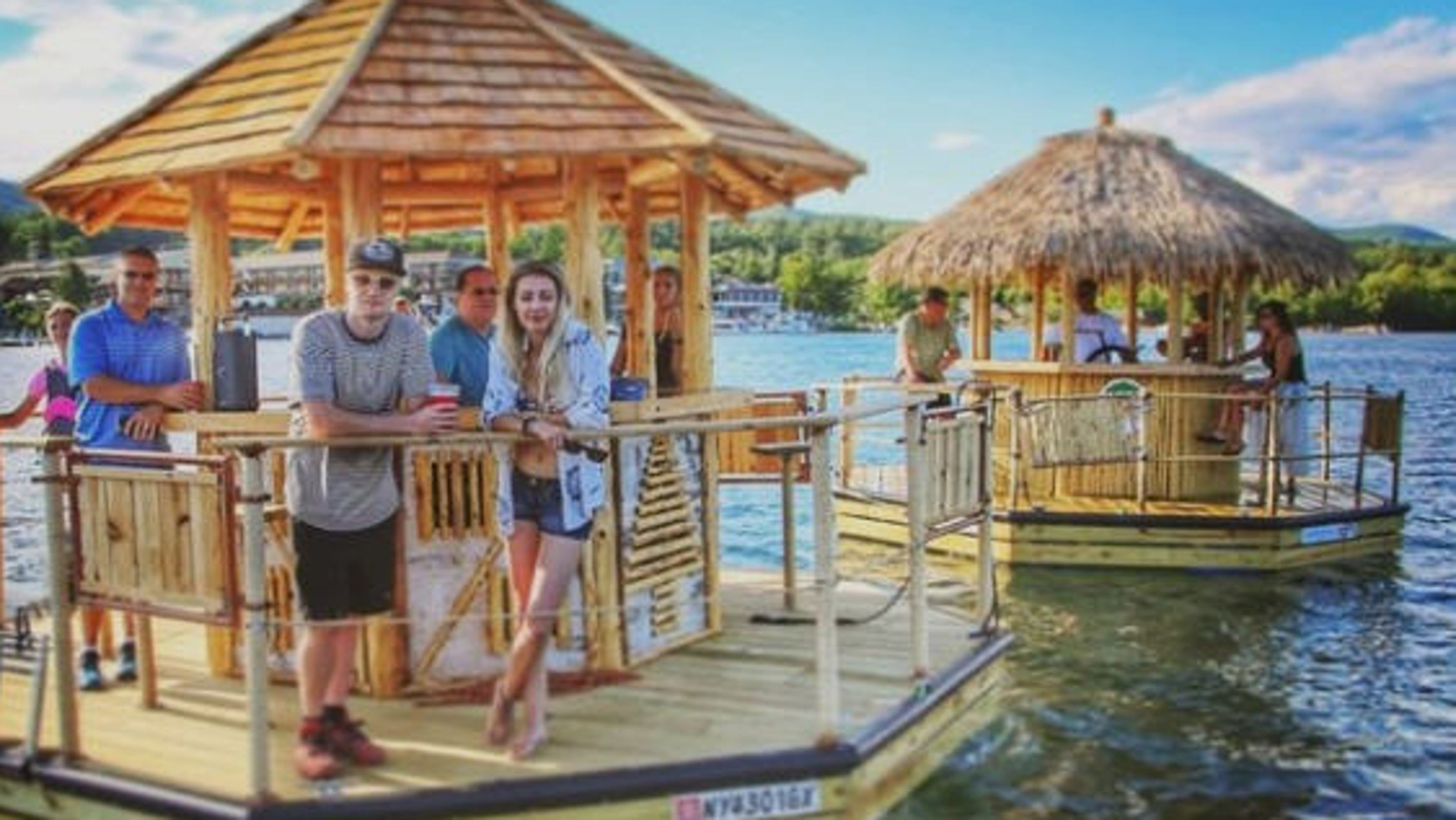 Taste Of Hawaii Coming To Michigan With Tiki Boat Tours On