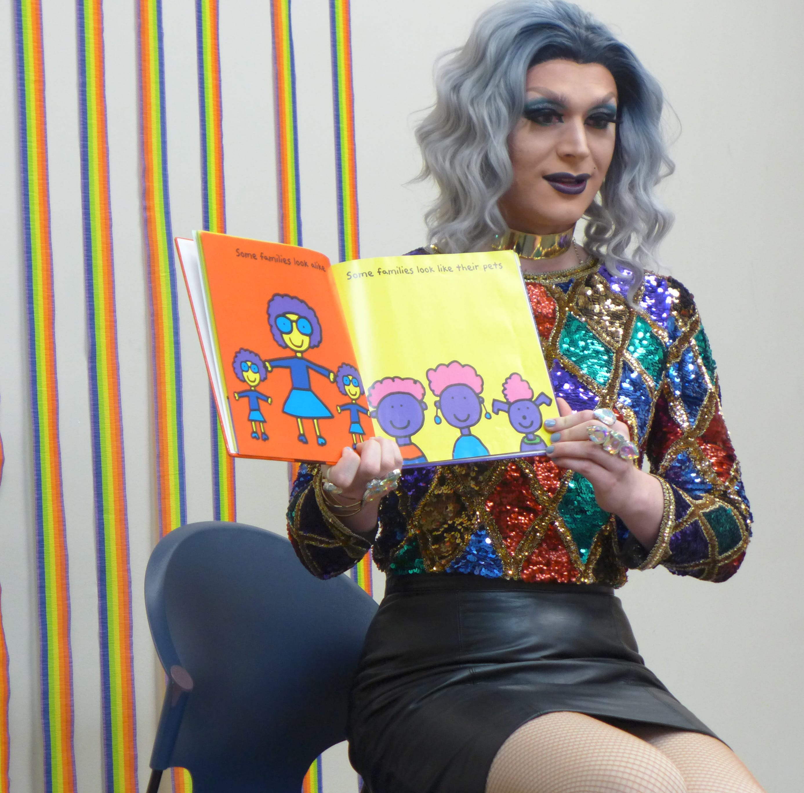 Louisville library drag queen event is off. Here's what went down in other cities