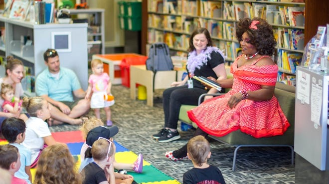 Drag Queen Story Hour is a national program that launched in 2015. The event aims at promoting diversity and inclusion.