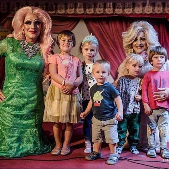 Drag Queen Story Hour will take place 10:30 a.m. Saturday at the Clearview Library in Windsor.