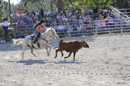 The Lee County Posse Association was formed in 1960 and moved to its present location in the early 1970s, where it hosts the annual Cracker Day Rodeo. I