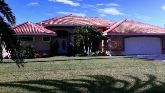 This home at 1418 Shelby Pkwy., Cape Coral, recently sold for $549,000.