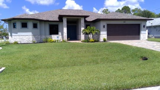 This home at 3812 SW 21st Place Cape Coral, recently sold for $500,000.