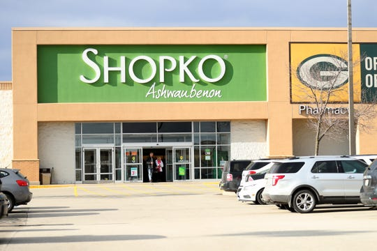 The Shopko store at Bay Park Square in Ashwaubenon.