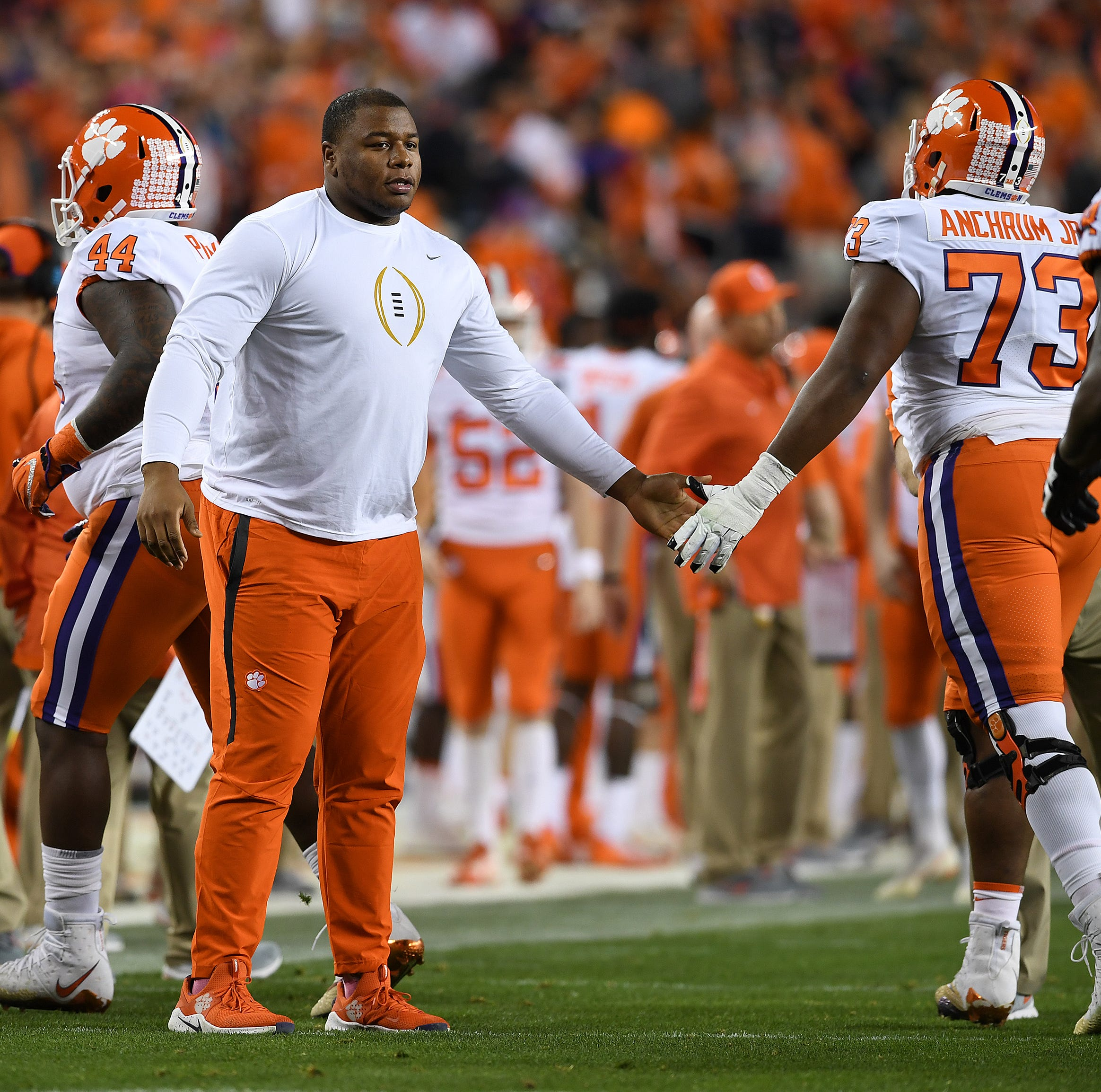 Clemson takes a back seat in NCAA drug-testing appeal by three football players