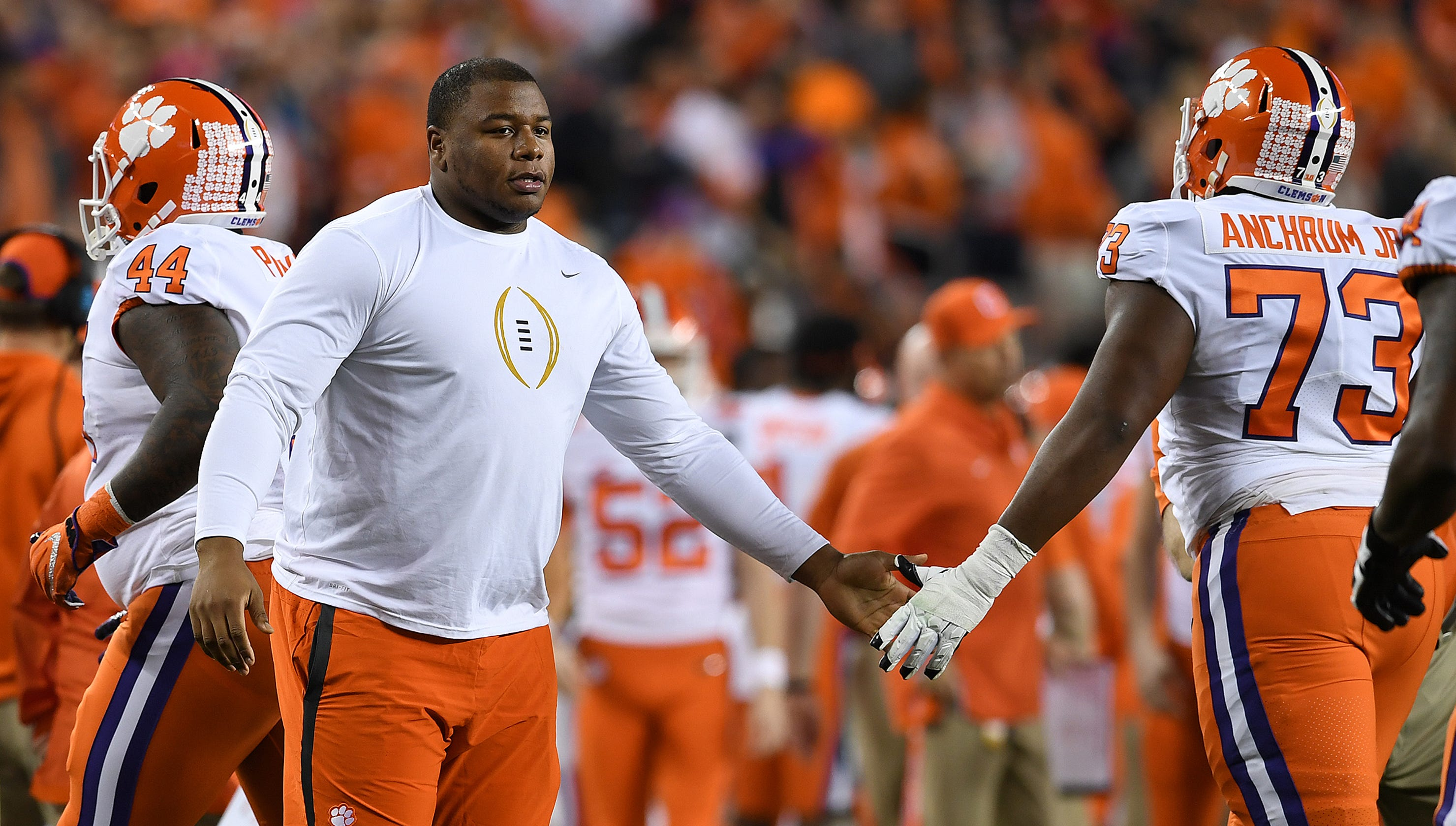 Clemson is not leading NCAA drug-testing appeal for ...