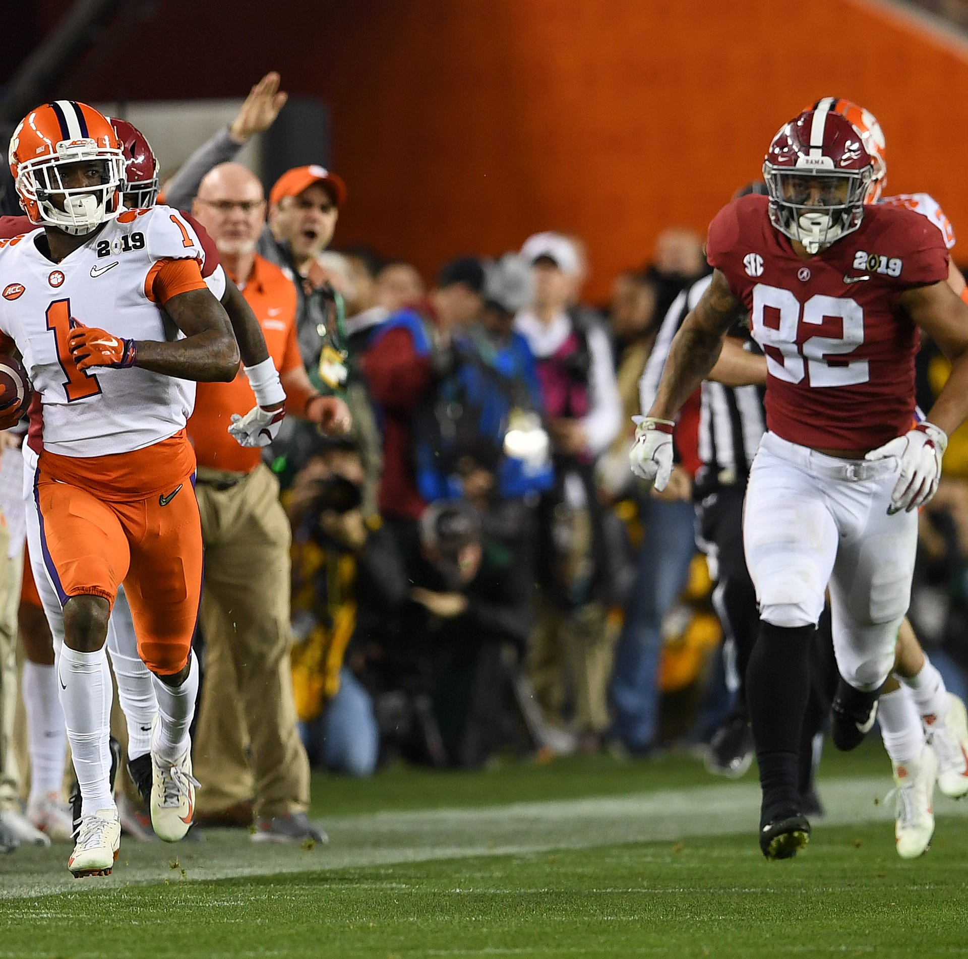 Title-game heroics helped elevate Clemson football's Trayvon Mullen to lofty draft status