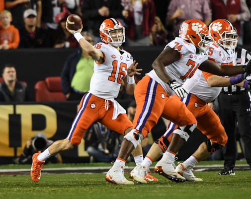 Trevor Lawrence guides Clemson to national title win vs ...