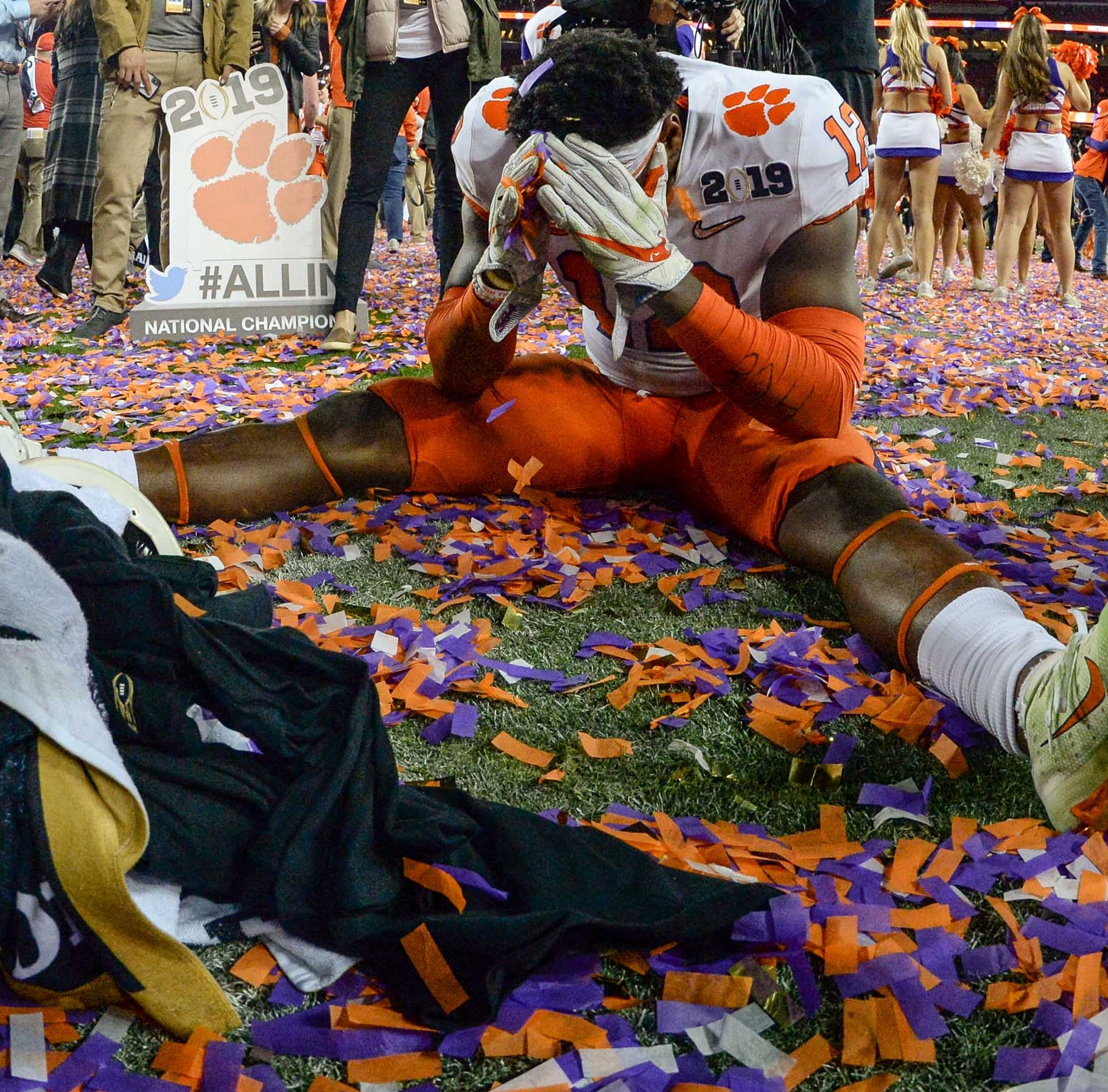 The long and winding road: Clemson football traveled far and wide to cap perfect season