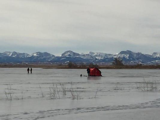 Lake Frances Photo