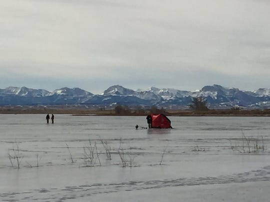 The Valier Annual Ice Fishing Derby will feature a 100% payout, in addition to raffle items like a ice auger, fish finder and a rifle.The Derby takes place Jan 18.