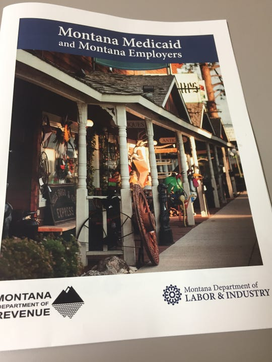 Gov. Steve Bullock released a report Tuesday on Montana Medicaid and Montana employees.