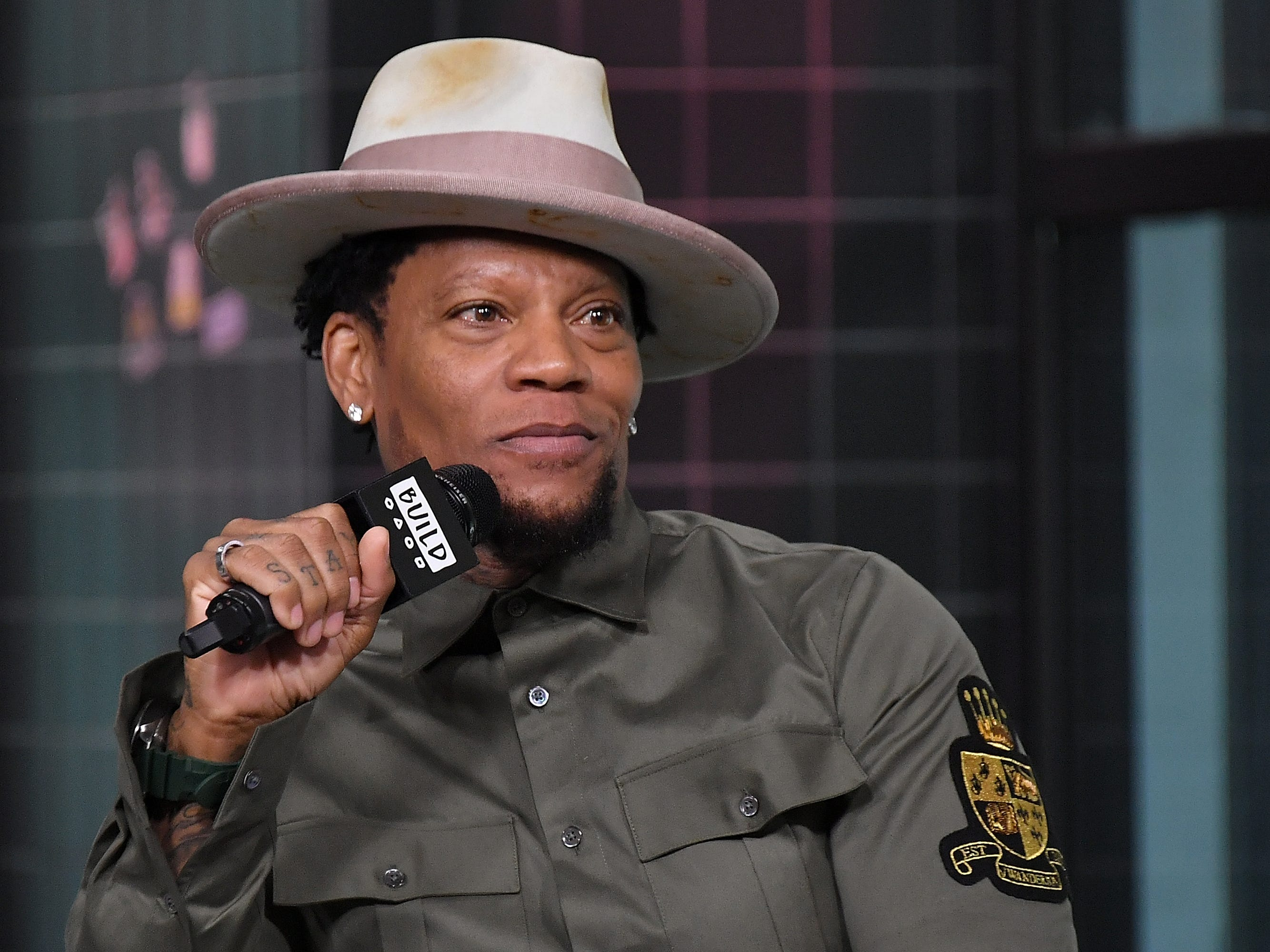 D. L. Hughley performs at Helium Comedy Club on May 17-19, 2019.