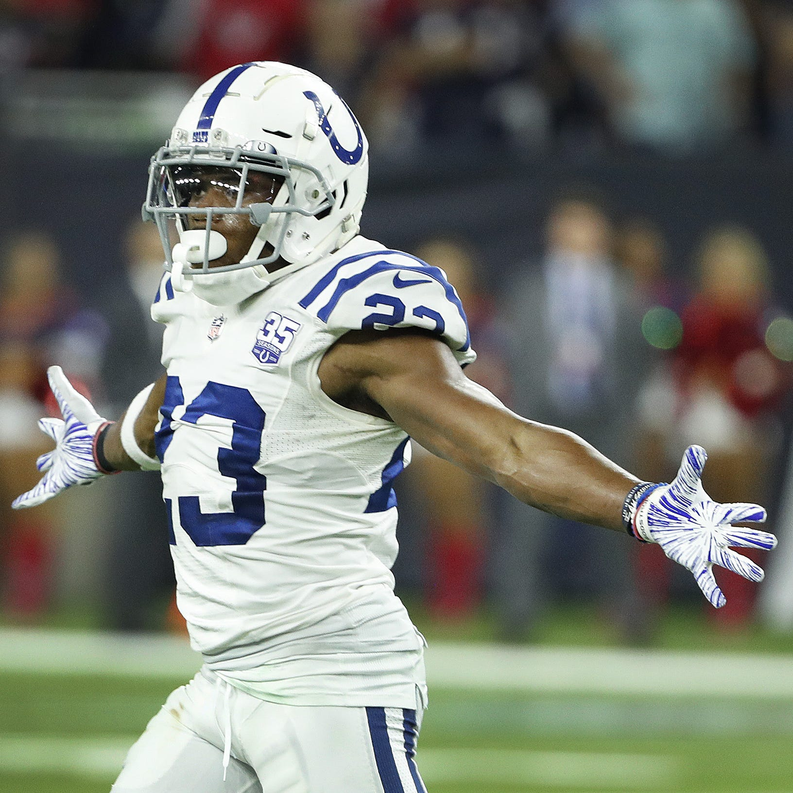 Colts cornerback Kenny Moore nearly doubled his 2018 salary with his play