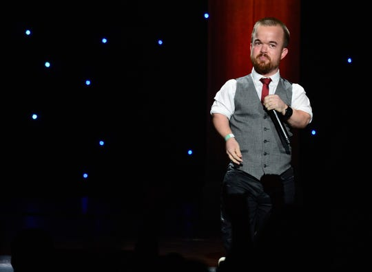 Brad Williams performs at Helium Comedy Club in Indianapolis on Aug. 15-17, 2019.