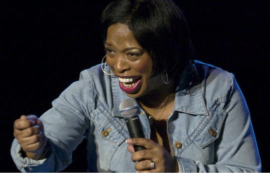 Comedian Adele Givens performs at Chuckles Comedy House in Cordova this weekend.