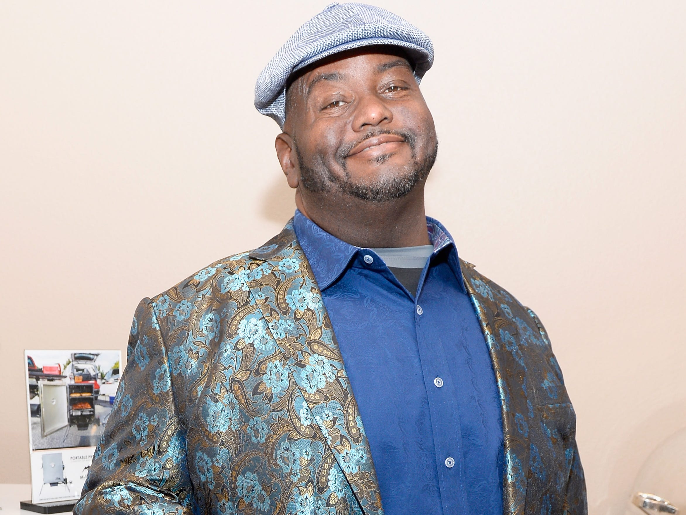 Lavell Crawford performs at Helium Comedy Club on June 27-30, 2019.