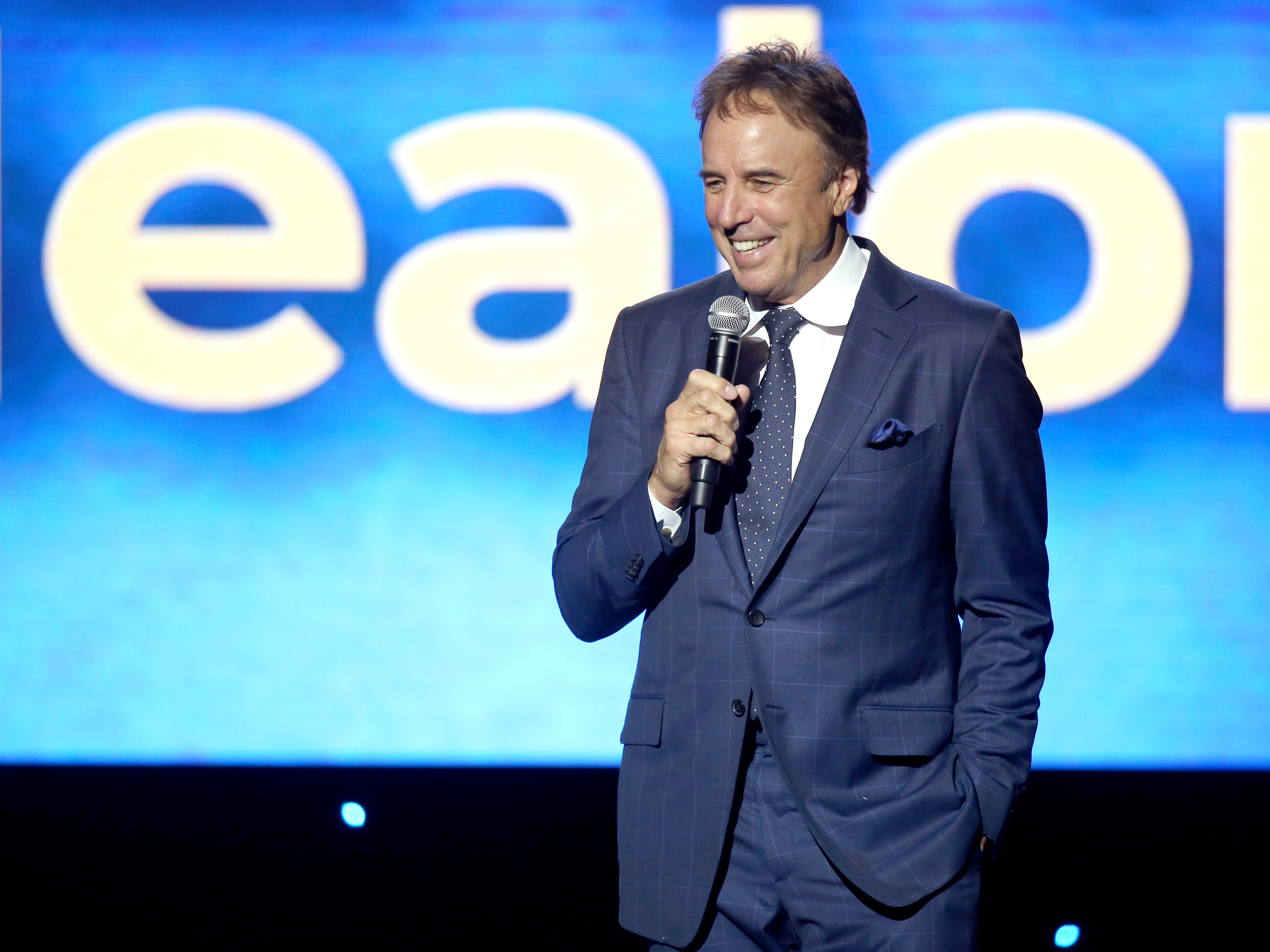 Kevin Nealon performs at Helium Comedy Club on Oct. 3-5, 2019.