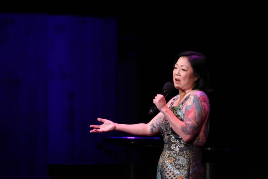Margaret Cho performs at Helium Comedy Club in Indianapolis on May 9-11, 2019.