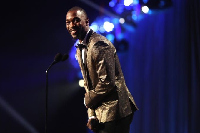 Jay Pharoah performs at the Helium Comedy Club in Indianapolis on March 8-10, 2019.