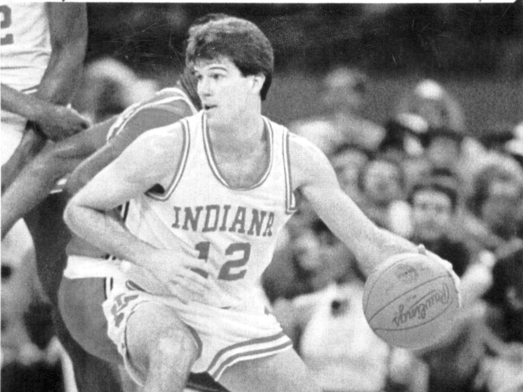 Steve Alford 1987