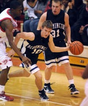 Jordan Hulls (10) led Bloomington South to the 2009 Class 4A state title.